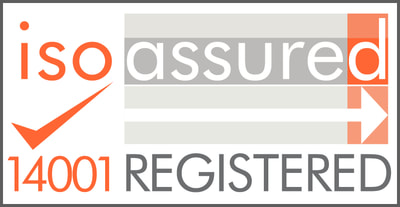 Finesse ISO 14001 Registered Logo